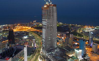 Torre Al Hamra, Ciudad de Kuwait
